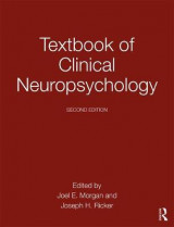 Omslag - Textbook of Clinical Neuropsychology