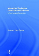Omslag - Managing Workplace Diversity and Inclusion