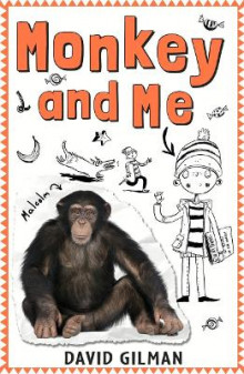 Monkey and Me av David Gilman (Heftet)