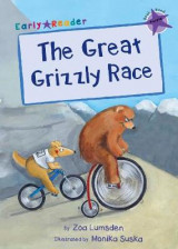 Omslag - The Great Grizzly Race