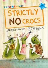 Omslag - Strictly No Crocs (Early Reader)