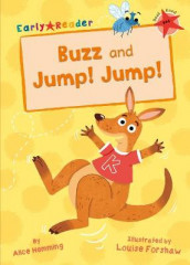 Buzz and Jump! Jump! av Alice Hemming (Heftet)