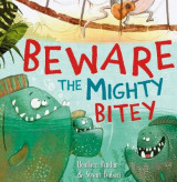 Omslag - Beware the Mighty Bitey