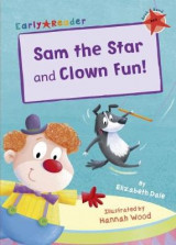 Omslag - Sam the Star & Clown Fun (Early Reader)