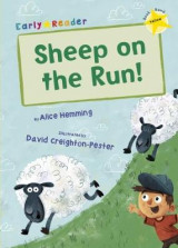 Omslag - Sheep on the Run (Early Reader)