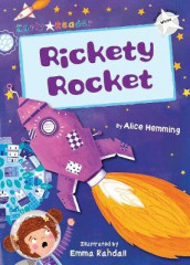 Rickety Rocket av Alice Hemming (Heftet)