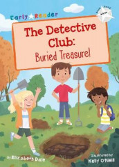The Detective Club: Buried Treasure av Elizabeth Dale (Heftet)