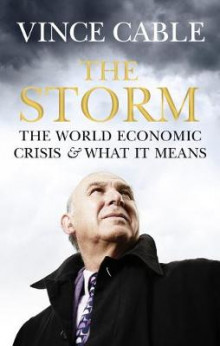 The Storm av Vince Cable (Innbundet)