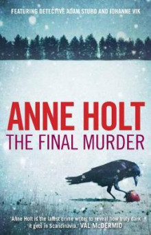 The Final Murder av Anne Holt (Heftet)