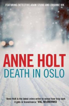 Death in Oslo av Anne Holt (Heftet)