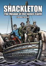 Omslag - Shackleton: The Voyage of the James Caird: A Graphic Account 2016
