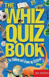 Omslag - The Whiz Quiz Book