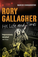 Omslag - Rory Gallagher