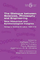 Omslag - The Dialogue Between Sciences, Philosophy and Engineering