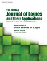 Omslag - Ifcolog Journal of Logics and Their Applications Volume 4, Number 10. New Trends in Logic