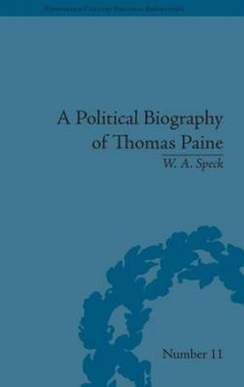 A Political Biography of Thomas Paine av W. A. Speck (Innbundet)