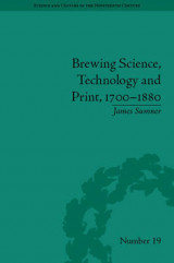 Omslag - Brewing Science, Technology and Print, 1700-1880