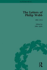 Omslag - The Letters of Philip Webb