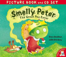 Smelly Peter: The Great Pea Eater av Steve Smallman og Joelle Dreidemy (Blandet mediaprodukt)