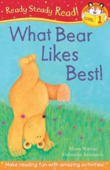 What Bear Likes Best! av Alison Ritchie (Heftet)