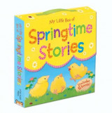 Omslag - My Little Box of Springtime Stories