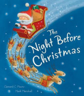 The Night Before Christmas av Clement C. Moore (Heftet)