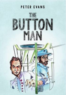 The Button Man av Peter Evans (Heftet)
