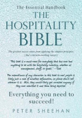 Omslag - The Hospitality Bible