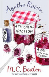 Omslag - Agatha Raisin and a Spoonful of Poison