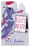 Hasty Death av M. C. Beaton (Heftet)