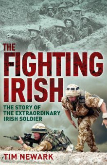 The Fighting Irish av Tim Newark (Heftet)