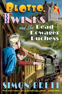 Blotto, Twinks and the Dead Dowager Duchess av Simon Brett (Heftet)