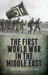 Omslag - The First World War in the Middle East