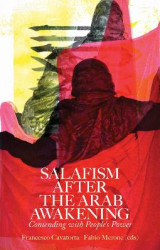 Omslag - Salafism After the Arab Awakening
