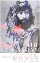 Omslag - The Circassian