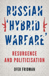 Omslag - Russian 'Hybrid Warfare'