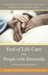 Omslag - End of Life Care for People With Dementia