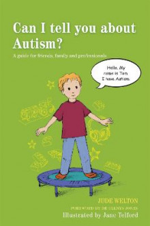 Can I tell you about Autism? av Jude Welton (Heftet)