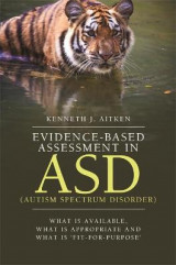 Omslag - Evidence-Based Assessment in ASD (Autism Spectrum Disorder)
