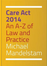 Omslag - Care Act 2014