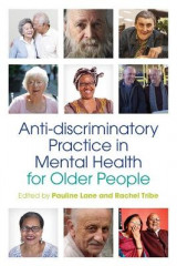 Omslag - Anti-Discriminatory Practice in Mental Health Care for Older People