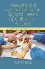 Omslag - Assessing and Communicating the Spiritual Needs of Children in Hospital