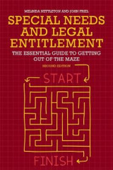 Omslag - Special Needs and Legal Entitlement, Second Edition