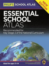 Omslag - Philip's Essential School Atlas