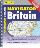 Omslag - Philip's Navigator Britain Easy-Use Format