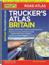 Omslag - Philip's Trucker's Road Atlas Britain