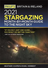 Omslag - Philip's 2021 Stargazing Month-by-Month Guide to the Night Sky in Britain & Ireland