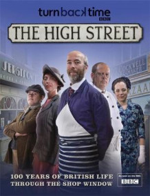 Turn Back Time - The High Street av Philip Wilkinson (Innbundet)