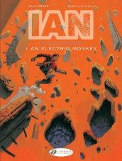 Ian Vol. 1: An Electric Monkey av Fabien Vehlmann (Heftet)