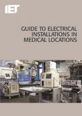 Omslag - Guide to Electrical Installations in Medical Locations